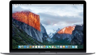 Apple MacBook – 12» – Core M – OS X 10.10 Yosemite – 8 Go RAM – 512 Go stockage flash
