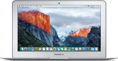 Ordinateur Apple Macbook Air 11.6 1.6ghz 4gb 256gb