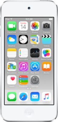 Lecteur Mp4 Apple Ipod Touch 64 Go Blanc Et Argent