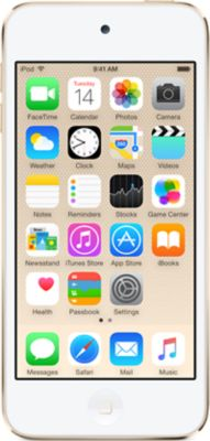 Lecteur Mp4 Apple Ipod Touch 32 Go Or