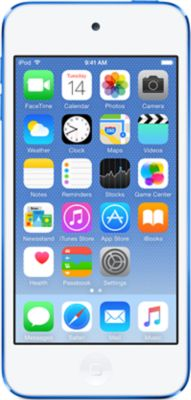 Lecteur Mp4 Apple Ipod Nouveau Touch 32 Go Bleu