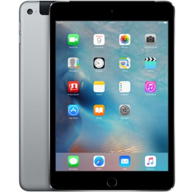 Apple iPad mini 4 Wi-Fi + Cellular – tablette – 16 Go – 7.9» – 3G, 4G