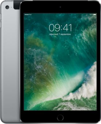 Apple iPad mini 4 Wi-Fi + Cellular – tablette – 128 Go – 7.9 » – 3G, 4G