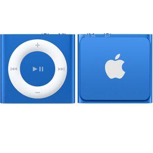 Lecteur Mp3 Apple Ipod Nouveau Shuffle 2 Go Bleu