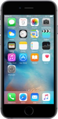 Smartphone Apple Iphone 6s Space Gray 16