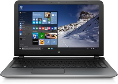 Ordinateur Portable Hp W10 Pavilion 15-ab237nf