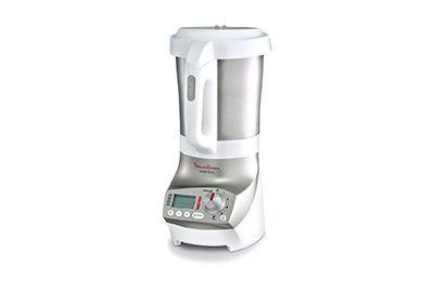 Blender MOULINEX SOUP & CO LM908110 panier vapeur Silver