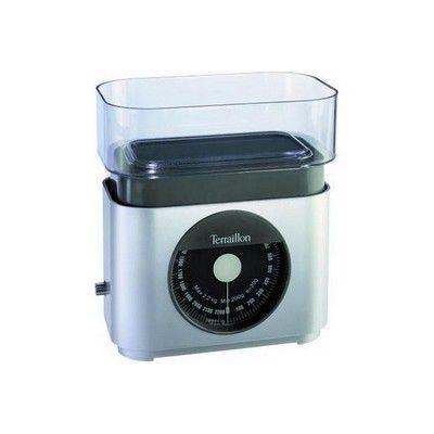 Terraillon Ba22 Silver Balance De Cuisine Boulanger