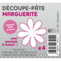 Ustensiles de p tisserie p te sucre marguerite x4 atc for Marguerite ustensile cuisine