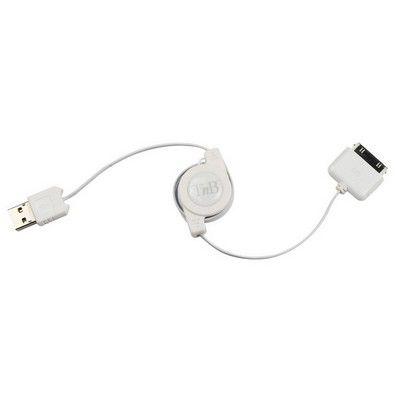 Câble TNB Câble iPod - usb2 rétractable