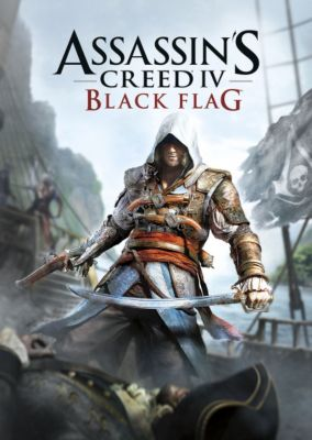 Jeu PS4 Assassin's Creed 4 Blac