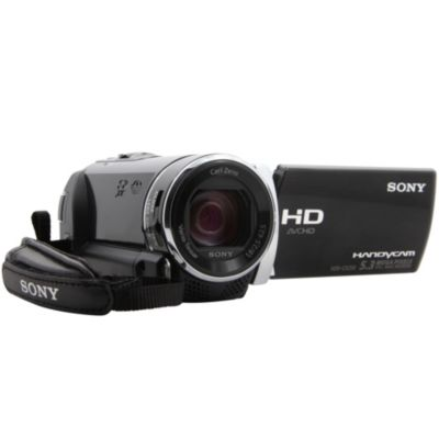 Camescope SONY Pack HDR-CX200 noir + FT