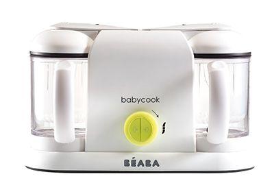 Mixeur Cuiseur BEABA 912465 Babycook Plus Néon