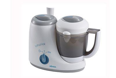 Mixeur Cuiseur BEABA 912471 Babycook Original Grey Blue
