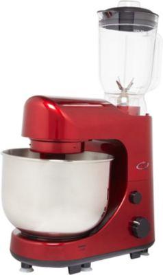 Robot pâtissier Kitchen Chef Robot patissier rouge SM 169BR