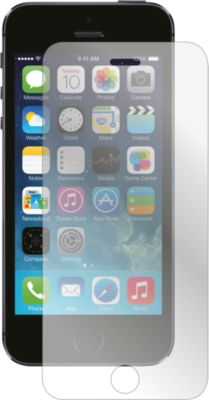 essentielb iphone 5s 5c se verre tremp accessoire iphone boulanger. Black Bedroom Furniture Sets. Home Design Ideas