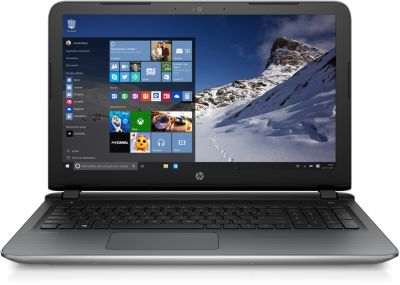 Ordinateur Portable Hp W10 Pavilion 15-ab255nf