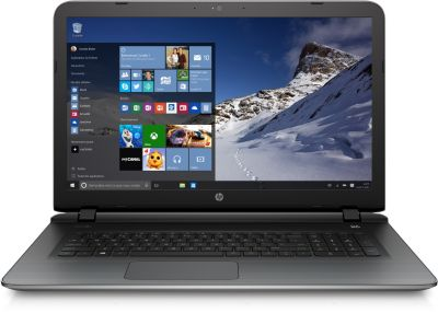 Ordinateur Portable Hp W10 Pavilion 17-g169nf