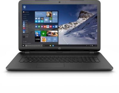 Ordinateur Portable Hp W10 17-p126nf