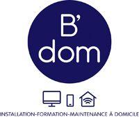 installation à domicile Bdom