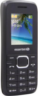 Téléphone Portable Essentielb Bar 180 Noir