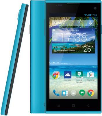 Smartphone Essentielb Connect451 Bleu Sky