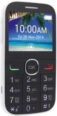Téléphone Portable Essentielb Bar S240 Blanc