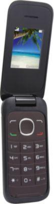Téléphone Portable Essentielb Clap 180 Chocolat