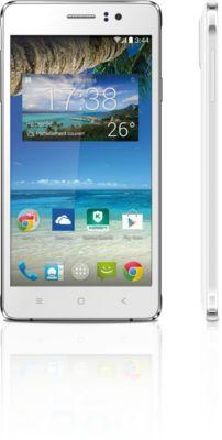 Smartphone Essentielb Connect 502 Blanc