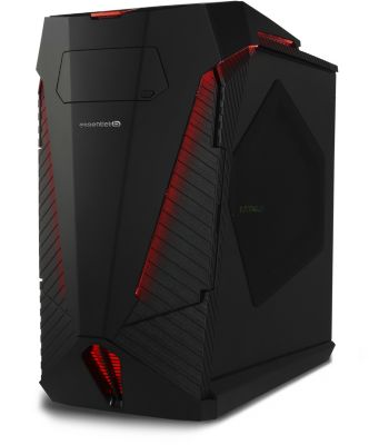 Pc Gamer Essentielb Dark'desk 1005-5 Watercooling