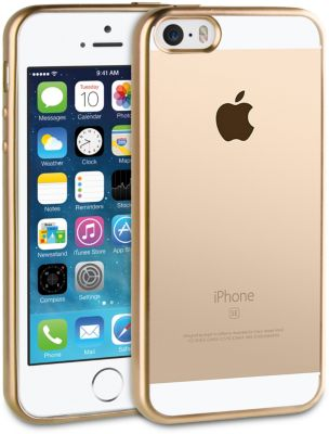 essentielb iphone 5s se contour gold accessoire iphone. Black Bedroom Furniture Sets. Home Design Ideas