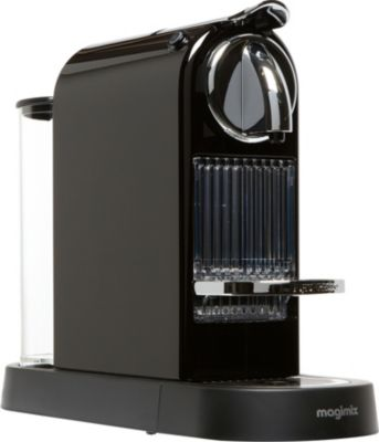 magimix m190 citiz noir 11296 nespresso boulanger. Black Bedroom Furniture Sets. Home Design Ideas