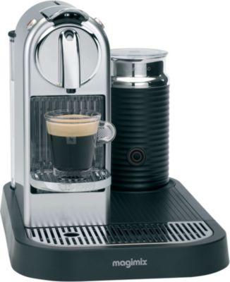 magimix m190 citiz milk chrome 11307 nespresso boulanger. Black Bedroom Furniture Sets. Home Design Ideas