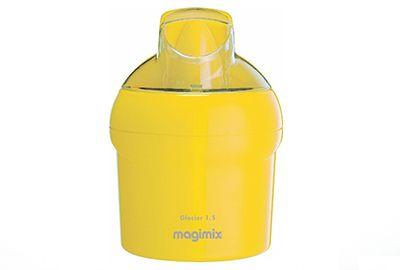 Sorbetière MAGIMIX GLACIER 11671 JAUNE 1.5 L