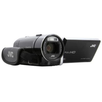 Camescope JVC Pack GZ-GX1 noir + Carte 8