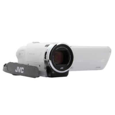 Camescope JVC Pack GZ-EX215 blanc + trép + Mémoire PNY SD 16Go PERFORMANCE Class6