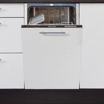 Boulanger lave vaisselle encastrable 45 cm tritoo - Lave vaisselle tout integrable 45 cm ...