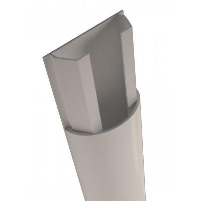 Goulotte AV CONCEPT Blanc 115x6cm