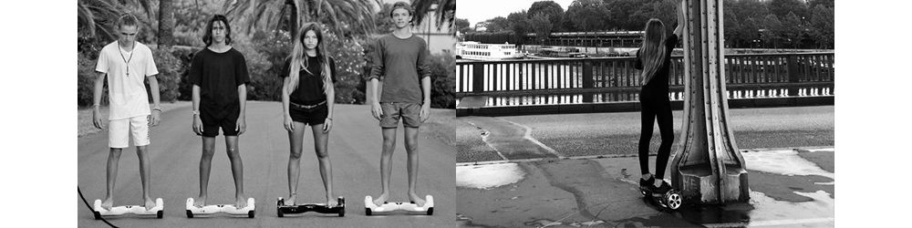 Hoverboard Moovway pas cher