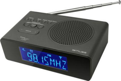 Radio Réveil Muse M-195 Cdb