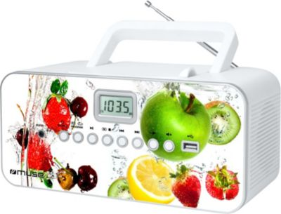 Radio Cd Muse M-28 Vf