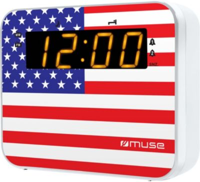 Radio Réveil Muse M-165 Us