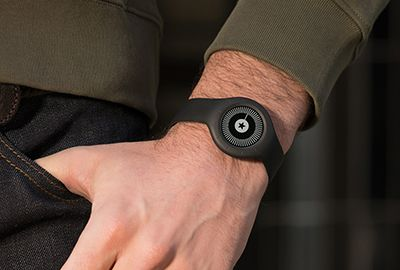 Tracker WITHINGS Go Black