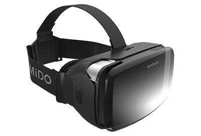 Casque HOMIDO Casque de réalité virtuelle Noir V2