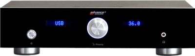 Préampli Hifi Advance X-preamp