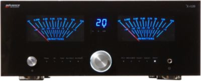 Amplificateur Hifi Advance X-i120 Noir