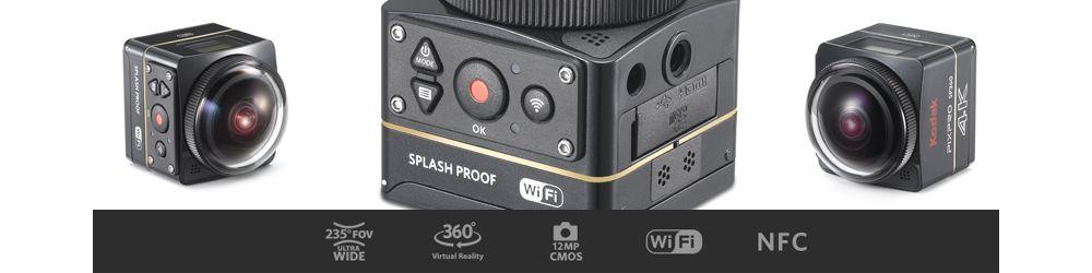 Kodak PixPro SP360 4K