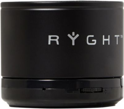 Enceinte nomade RYGHT Y-Storm BT noir