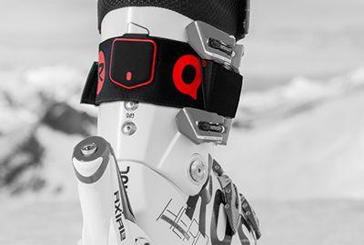 Tracker PIQ capteur de ski connecté