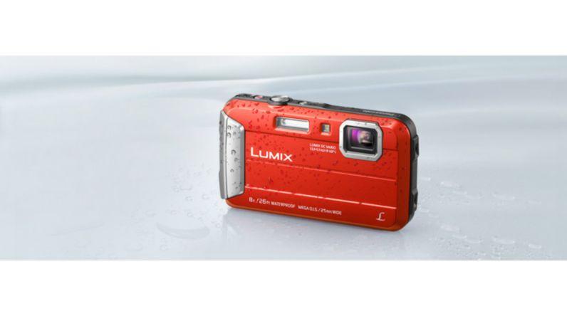 Panasonic dmc ft30 orange 2 me batterie appareil photo - Appareil photo etanche boulanger ...